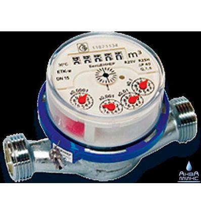 Счетчик холодной воды ETK-m Ду15 Qn1.6