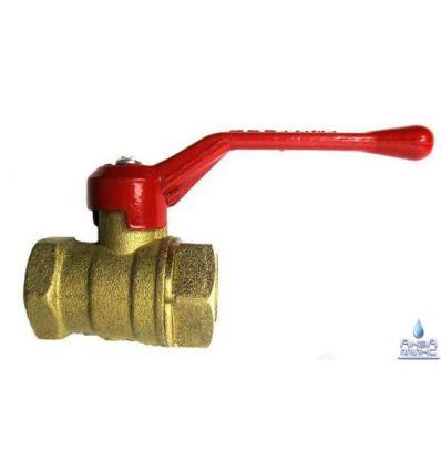Кран шаровый DN 15 PN 1.6 Мпа 11б27п5 (вода)