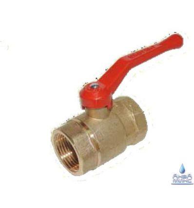 Кран шаровый DN 20 PN 1.6 Мпа 11б27п5 (вода)