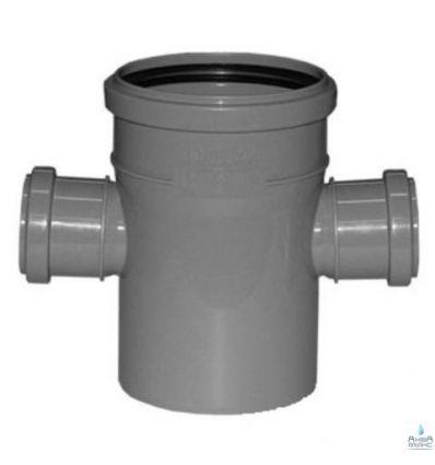 Крестовина канализационная ПП 110/50/50/90°