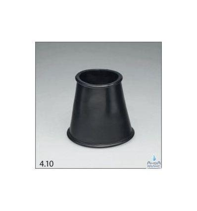 Манжета конусная 60х80 черная