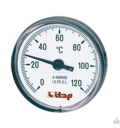 """Термометр 63мм.1/2"""""""